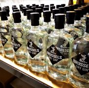 Brussel_Gin_multiple_bottle